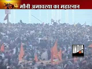 News >> Could Allahabad Mahakumbh stampede been avoided?